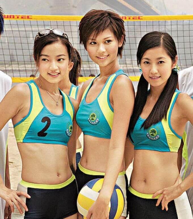 秀惠第一部參演的電視劇《赤沙印記@四葉草.2》