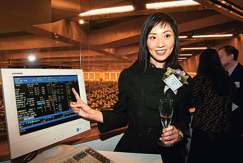張玉珊二十五歲退出娛樂圈,創辦「修身堂」,二○○三年公司在香港聯交所創業板上市,令她成為香港最年輕的上市公司主席;在公司業績創出高峰時,她把上巿公司轉讓,賺了幾十桶金。