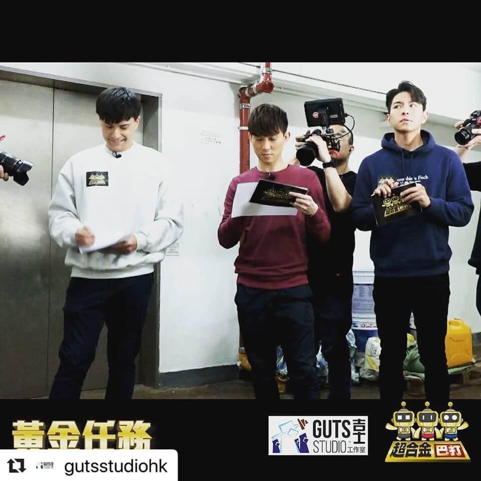李興華與羅天宇、朱敏瀚開設YouTube Channel,在頻道唱歌和玩遊戲。