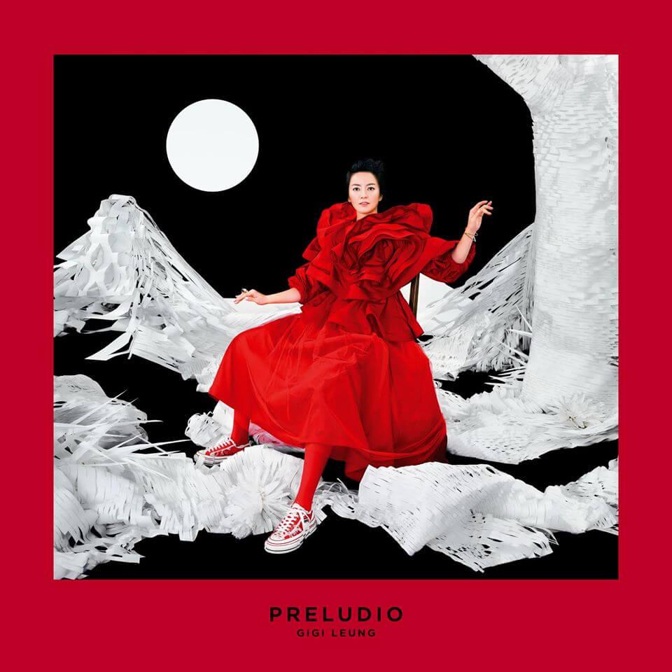 Gigi本月推出的新碟《PRELUDIO》限量推出