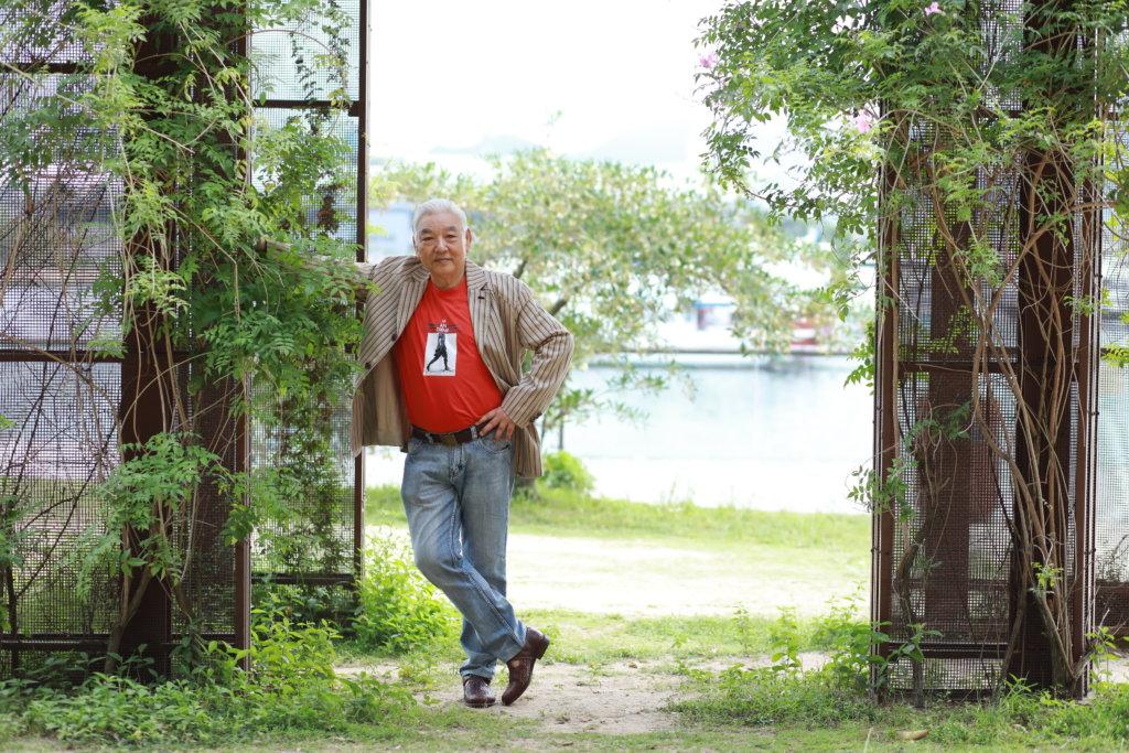 七十五歲的蔡國慶表示人生已沒所求,但求身體健康,繼續拍劇便開心。