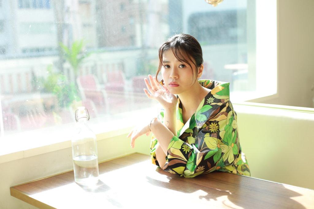 楊偲泳是ViuTV力捧小花,有翻版陳妍希稱號。
