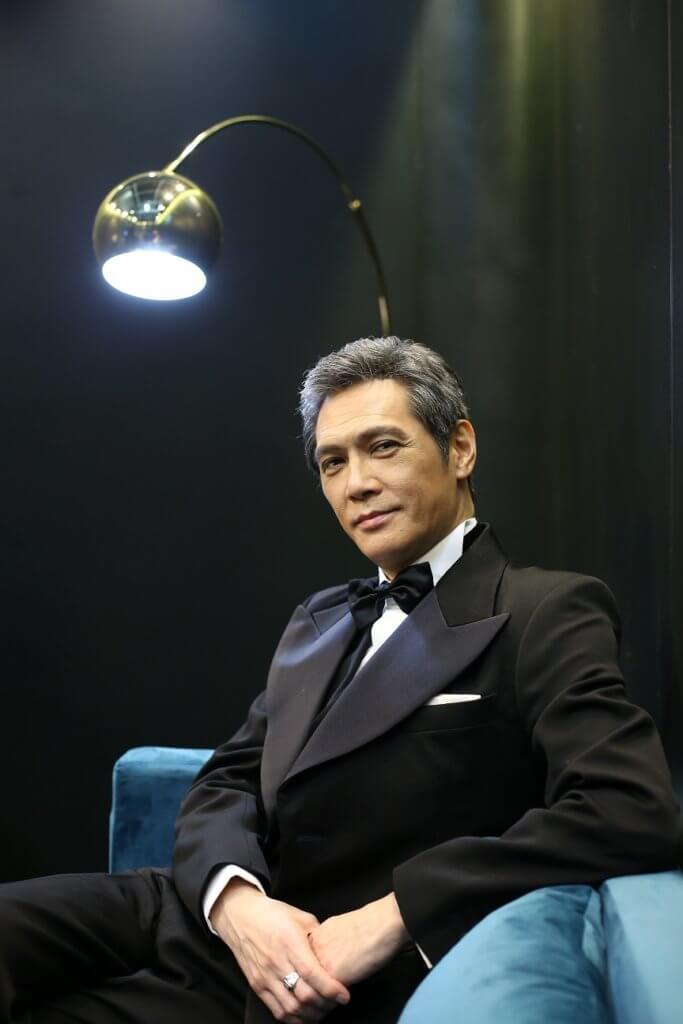 加藤雅也早前來港接受專訪,坦言有意大改戲路,展示演技實力。