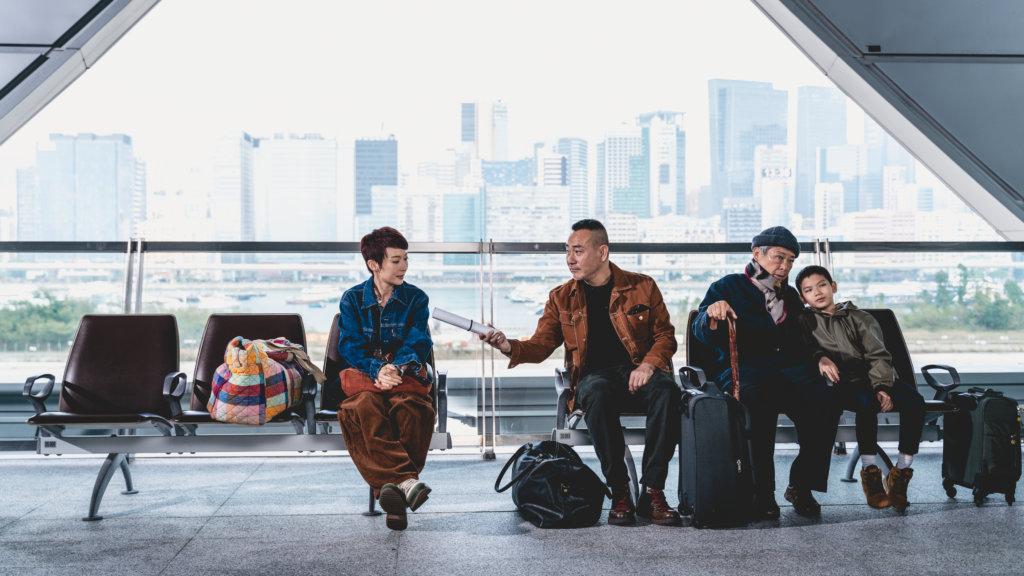 林保怡與周家怡繼四年前合演《瑪嘉烈與大衛系列-綠豆》,今次在新劇《歎息橋》飾演一對青梅竹馬好朋友,再續前緣。