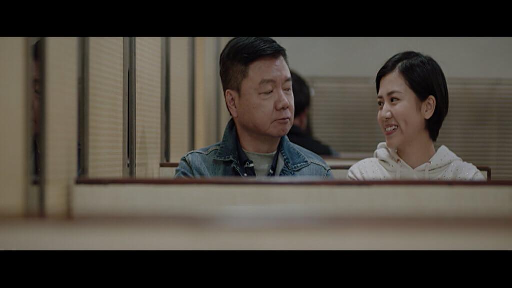 楊偲泳在劇中角色是港女性格,由於深得父親艾威疼惜,向來要風得風。