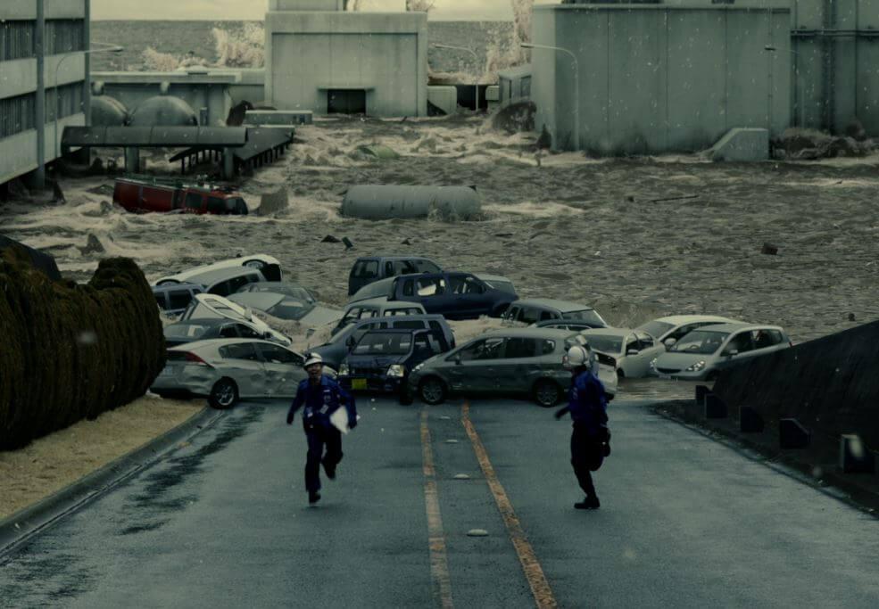 《福島50死士》重現九年前東日本大地震引發福島核電廠事故的真人真事,場面驚心動魄。
