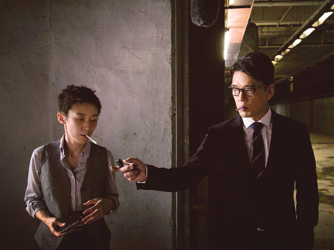 周家怡在電影《無雙》飾演女督察,被提名電影金像獎最佳女配角,與王耀慶有不少對手戲。