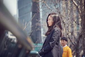 裴斗娜在片中飾演與法國星廚的神秘韓國女子。