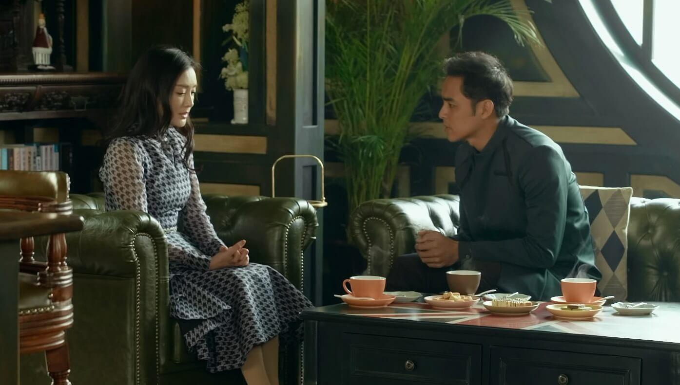 一六年,明道與秦嵐為合作的劇集《咱們相愛吧》出席綜藝節目宣傳,兩人態度曖昧,之後又被拍到私下約會。
