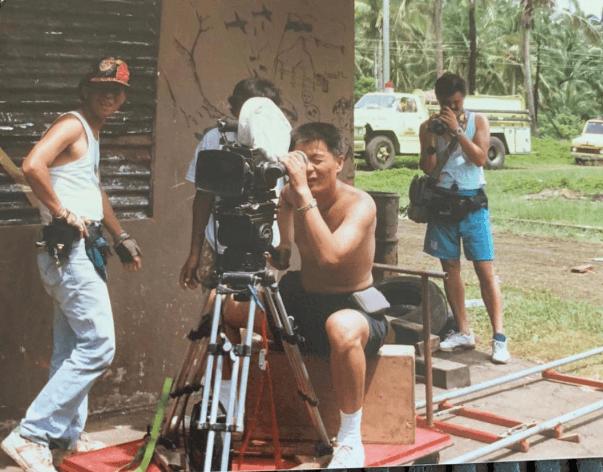 徐忠信曾執導過幾部電影《怒海威龍》、《黃金惡夢》等。