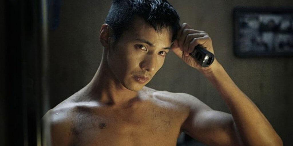元斌對上一部主演作品,已是一○年的電影《殺手代父》。