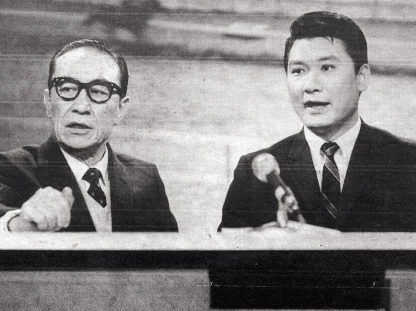 曾擔任本港第一個現場評述賽馬節目主持,炳哥與劉家麟是最佳拍檔。