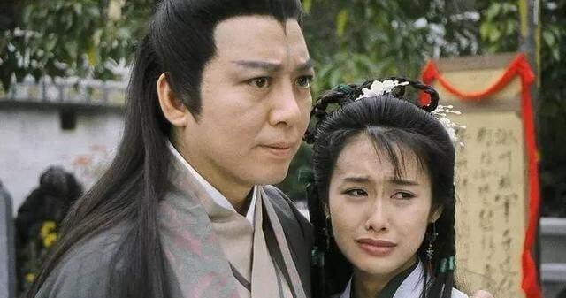 踏入成熟期,在九四年《射鵰英雄傳》演黃藥師,與黃蓉朱茵演父女。