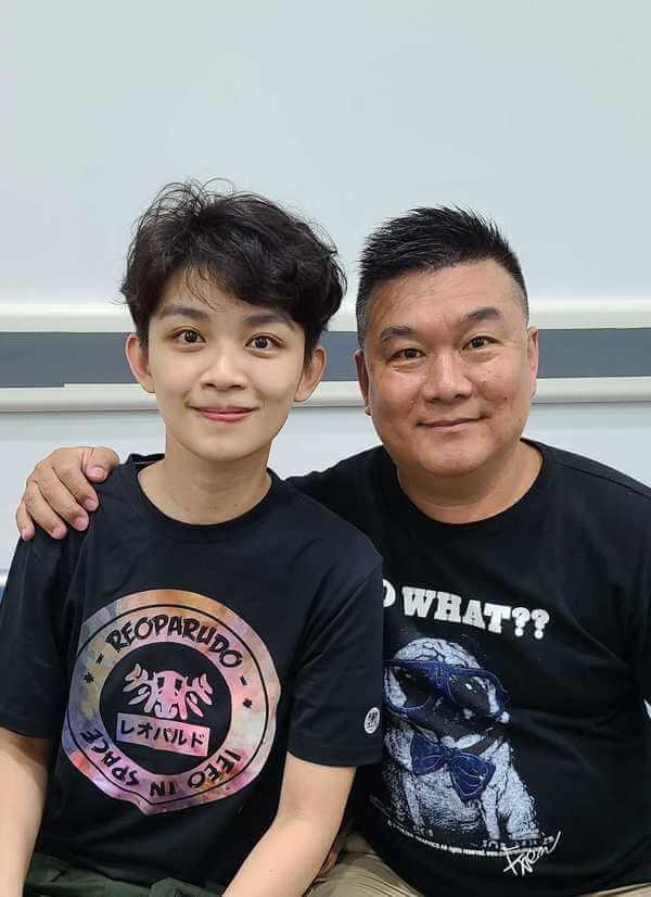 孟希璘出身於武打世家,父親是曾奪得金馬獎最佳動作導演獎的孟龍。