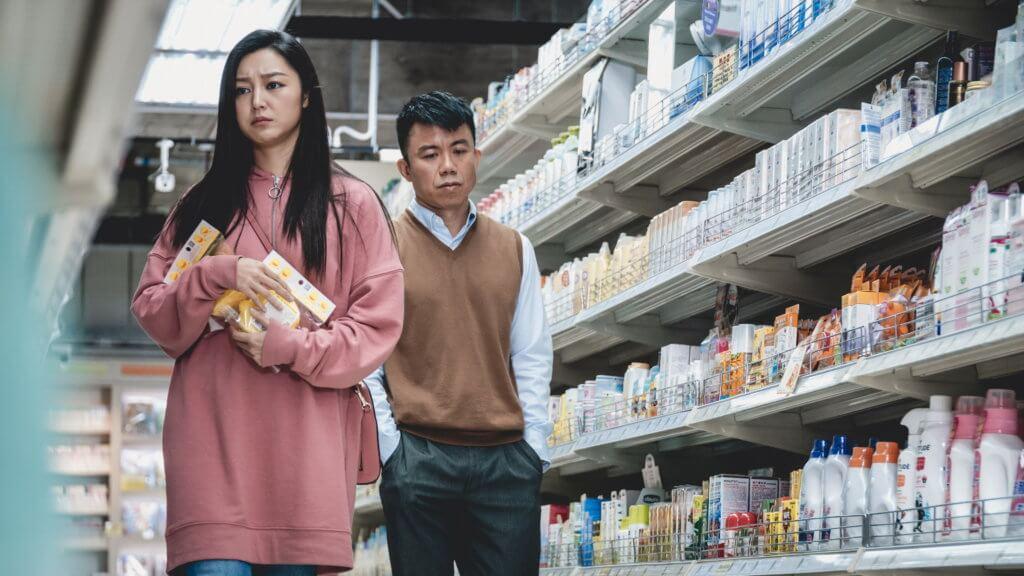 陳奐仁與衛詩雅於ViuTV劇集《歎息橋》飾演情侶,跟林保怡陷入三角關係。