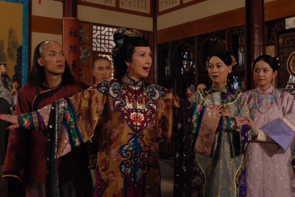 重返無綫的首部劇集《巾幗梟雄》,心姐成功奪得無綫最佳女配角。