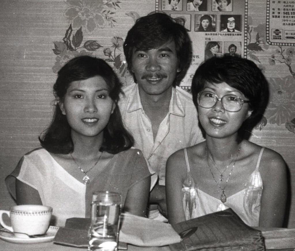 方伊琪、李龍基、關菊英都曾是無綫合約歌手