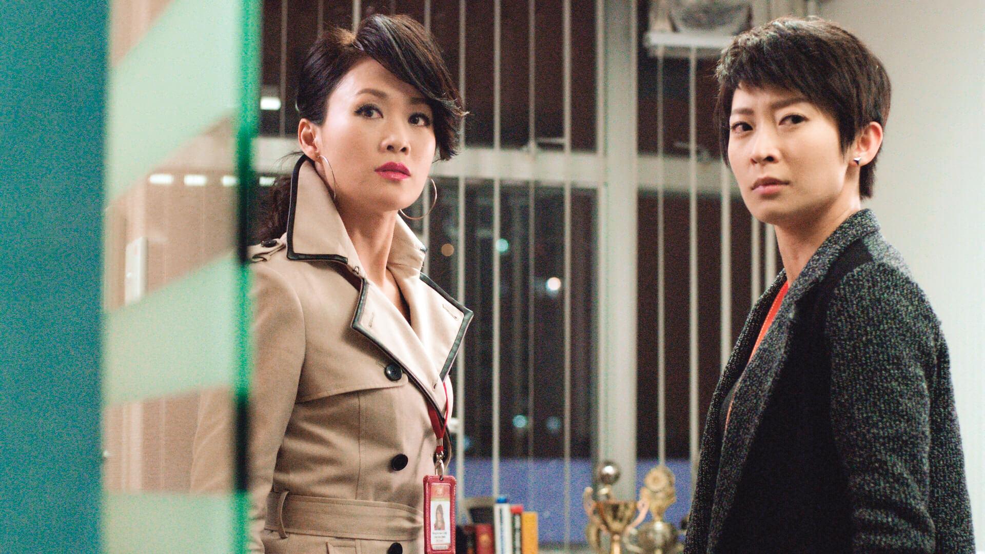 二○一二年轉投王維基的香港電視,於劇集《導火新聞線》首次擔當女主角。