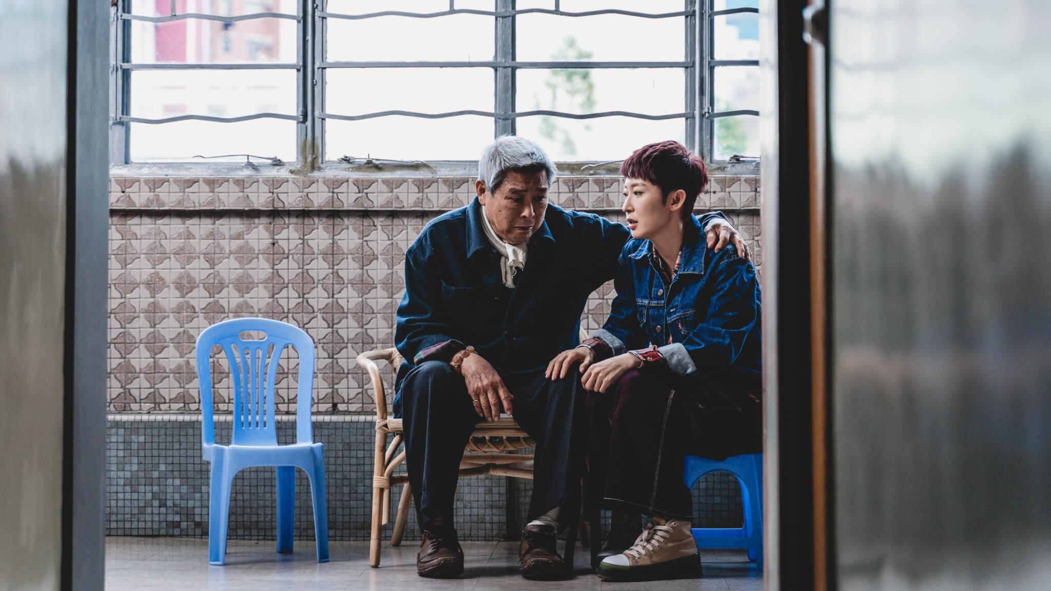 ViuTV劇集《歎息橋》剛播完,她在劇中因無家可歸到林保怡家暫住,劉兆銘飾演保怡父親。
