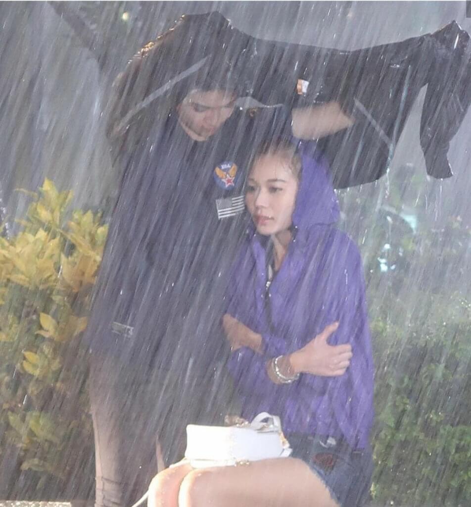 孟希璘在無綫劇集《十八年後的終極對白》為同性密友楊秀惠遮風擋雨,有不少戲分。