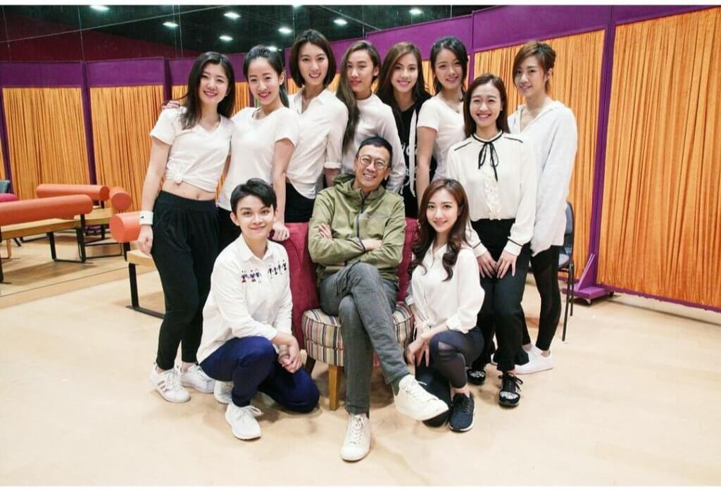 孟希璘是無綫二十九期訓練班學員,是鄭丹瑞的得意弟子,剛出道已機會不斷,光是去年就有九套有份演出的劇集播出。