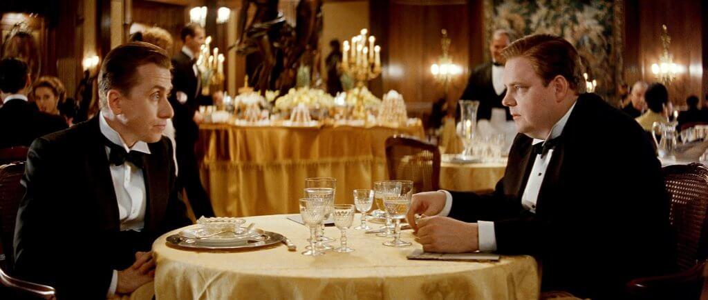 片中添羅夫與飾演小號樂手的佩里特泰萊雲斯之間的友情,編導寫得深刻。