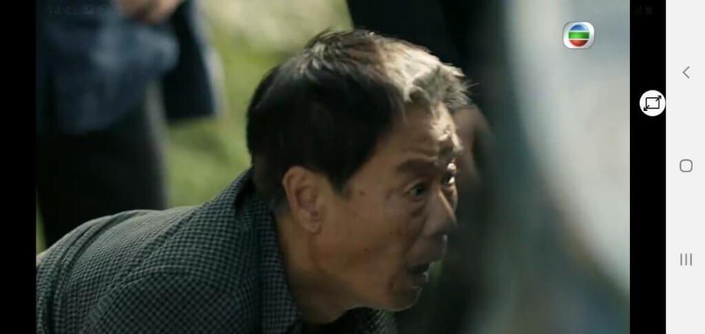 在劇集《飛虎之雷霆極戰》中,他飾演的青華叔一家慘遭殺害。