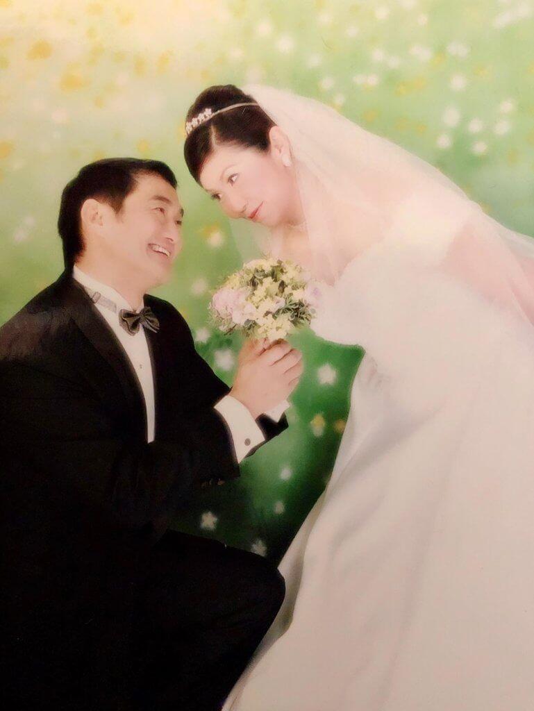王俊棠有兩段婚姻,跟現任太太先生孩子後結婚,兩人在2008年舉行婚禮。
