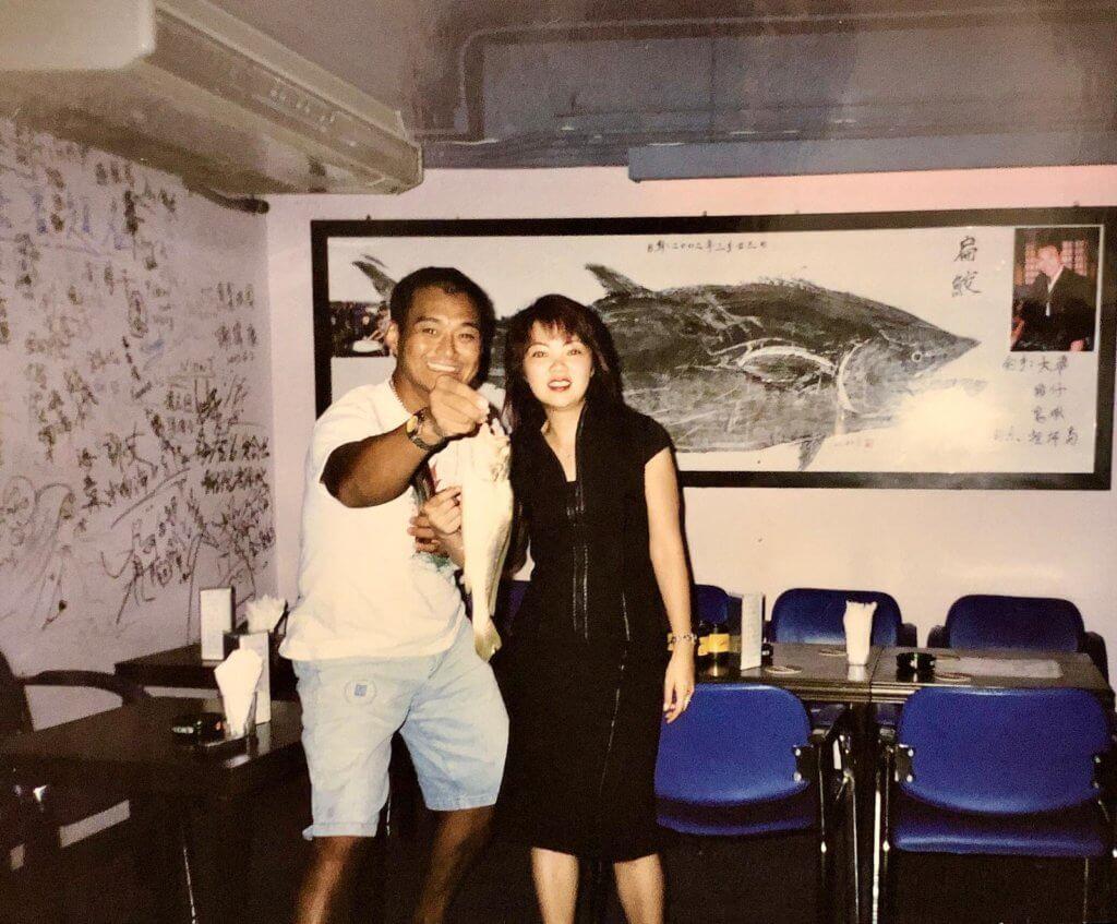 王俊棠太太Susan是空姐,當年她仍是學生時,兩人在夜店認識。