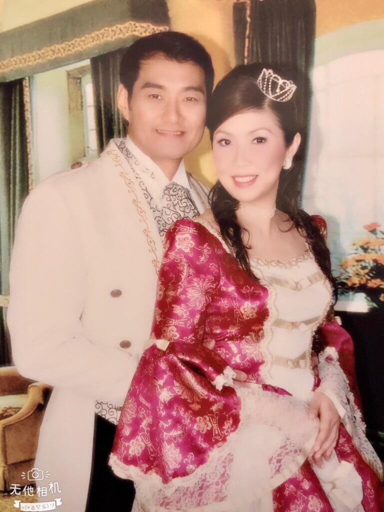 王俊棠讚太太Susan漂亮,而且持家有道。
