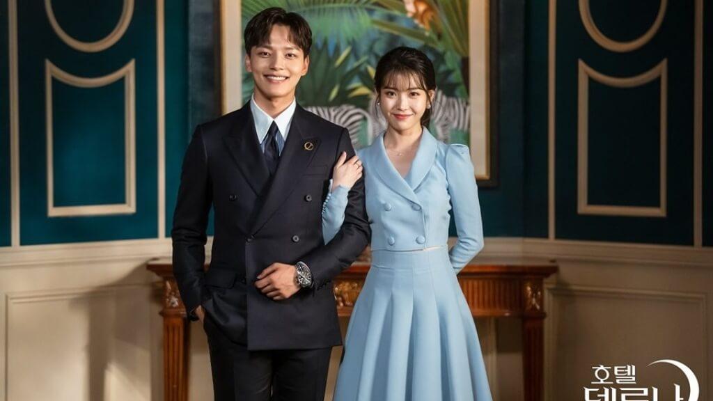 去年跟IU合演的《德魯納酒店》大受歡迎,呂珍九今次亦有親自邀請這位好拍檔來當節目嘉賓。