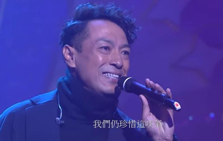 2017年於《流行經典50年》,姜皓文獻唱陳小春的《相依為命》,獲網民大讚唱得好。