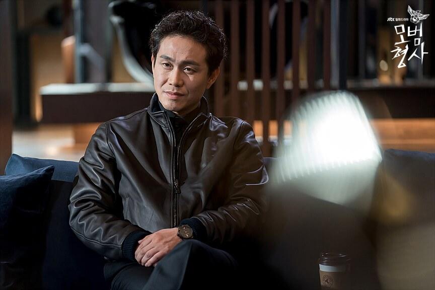 吳正世演過無數奸角,但今次的吳宗泰角色,連他也說演到心寒。