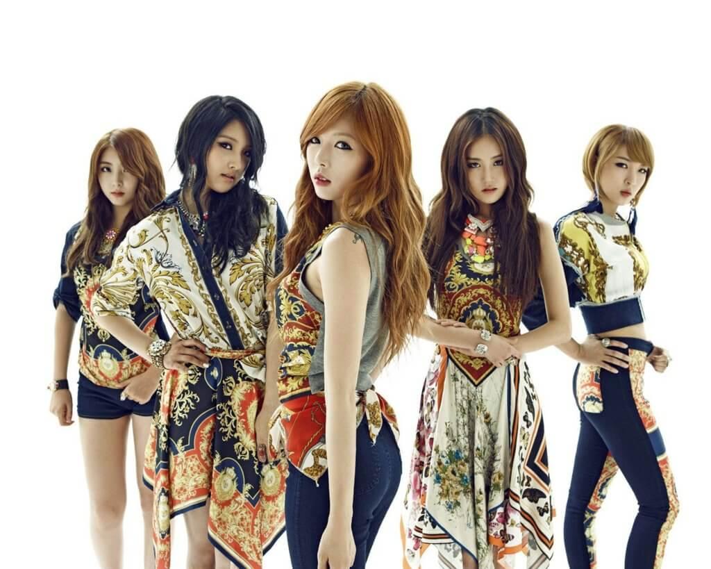 4Minute 已正式解散,泫雅與昔日隊友也似乎沒甚聯絡。