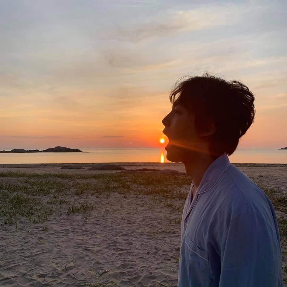 呂珍九說拍這個節目的另一大收獲,就是可以欣賞到很多韓國美景。