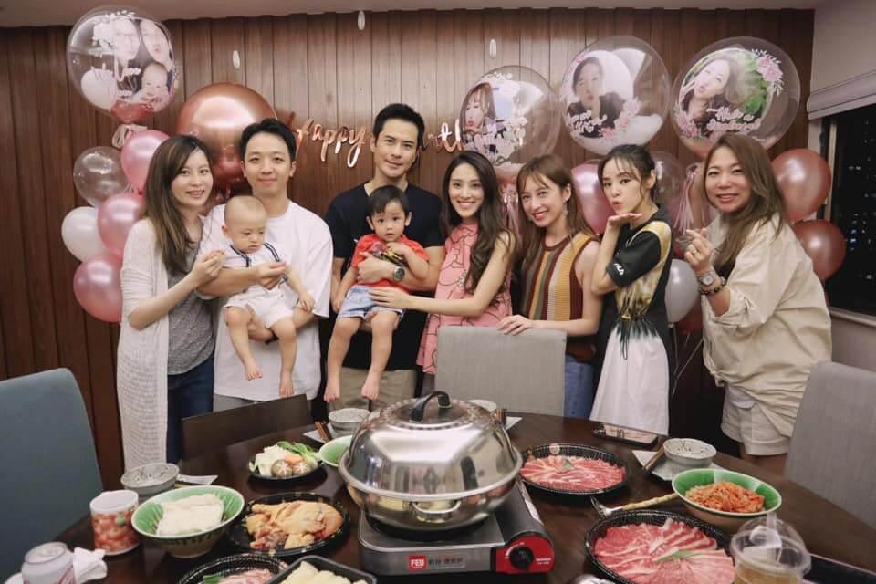 龔嘉欣經常會跟少婦聯盟的好友聚會,眼見一班好姊妹都有個幸福家庭,令她也一度想結婚嫁人。
