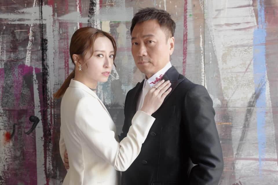 龔嘉欣在新劇中跟黎耀祥最多對手戲,首次合作令她在對方身上學到很多。