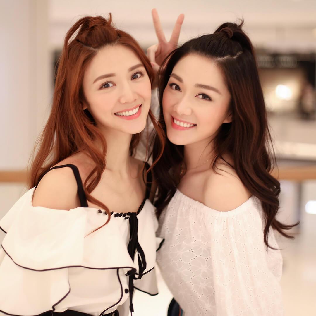 網友認為倪晨曦與湯洛雯更似樣