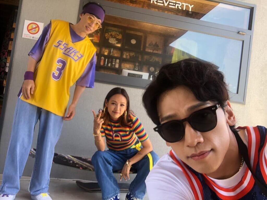 Rain與李孝利相識多年,在綜藝節目中不時互窒,加入劉在錫,為觀眾帶來新鮮感。