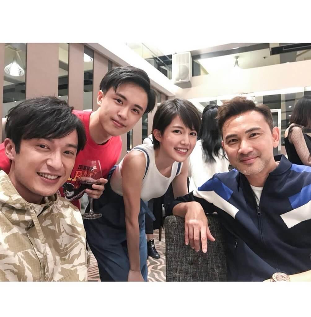 蘇皓兒在新劇中與林文龍飾演父女,而顧定軒及李任燊則跟她有感情線。