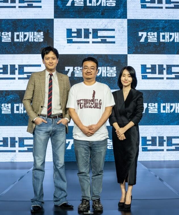 姜棟元早前出席發布會時,一身衣著遭猛烈狠批,成為近期轟動韓國娛樂圈的公關災難。