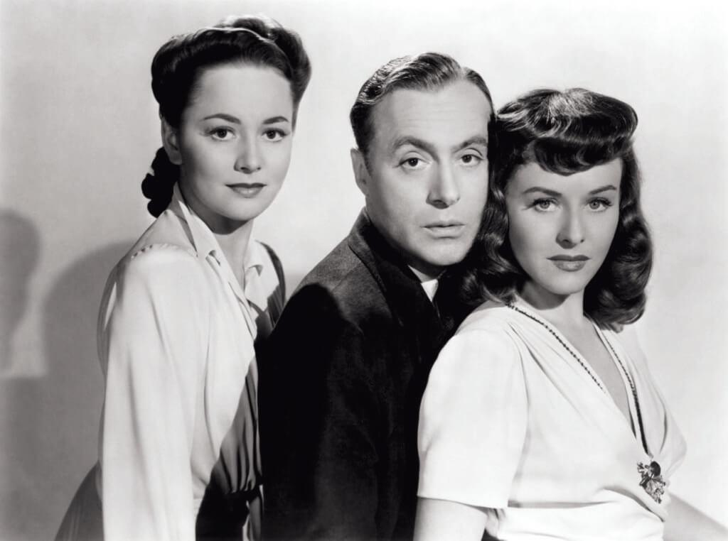《莫負春宵》(1941)是夏蕙蘭成功與華納兄弟解約後演出的首部派拉蒙電影,也是她首次提名奧斯卡之作。本來雙喜臨門,沒有想到,電影中她的角色從副選封了正印,現實裏,另一位女演員卻是「後來居上」奪后:《深閨疑雲》給鍾·芳婷贏了最佳女主角獎,但此後,她與姊姊夏蕙蘭的不和,便從傳說成為有贓有證的定案。