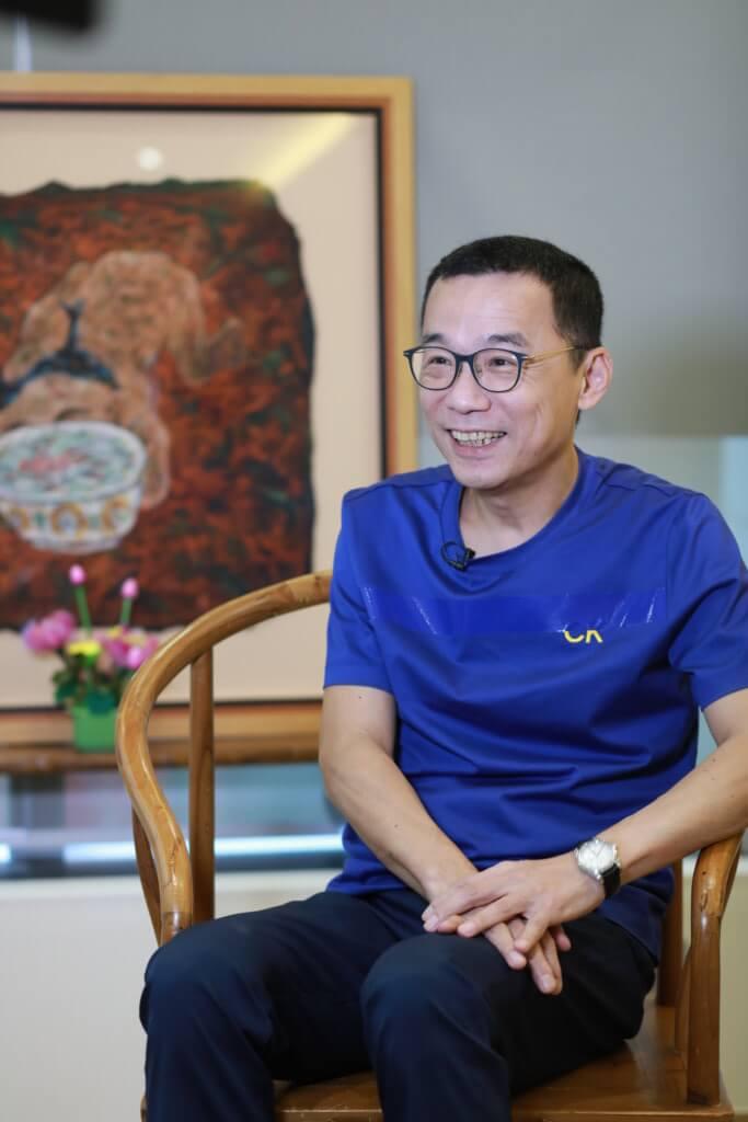 李誠教授是香港精神科專科權威,多年來關注市民精神健康問題。