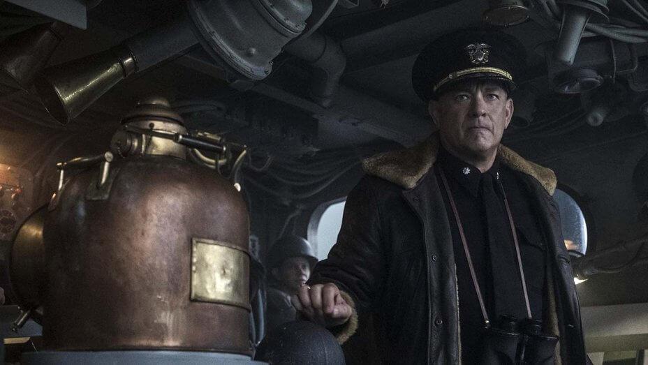影片大多場面在海上或艦內發生