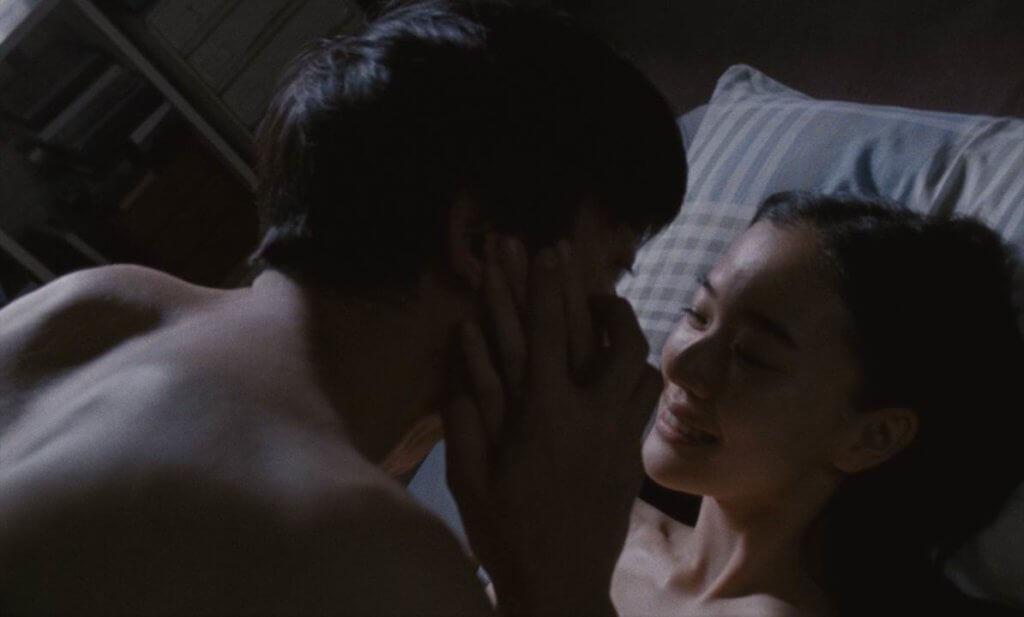 蒼井優在片中的大膽演出,讓觀眾看到愛的枯萎與昇華。