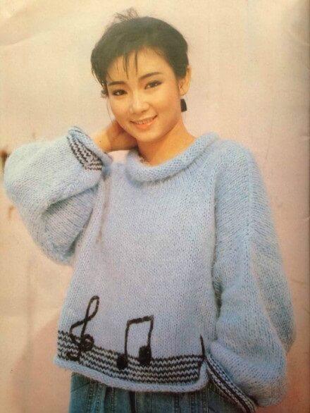 王綺琴是個剛烈女子,她形容自己情場的路頗曲折。