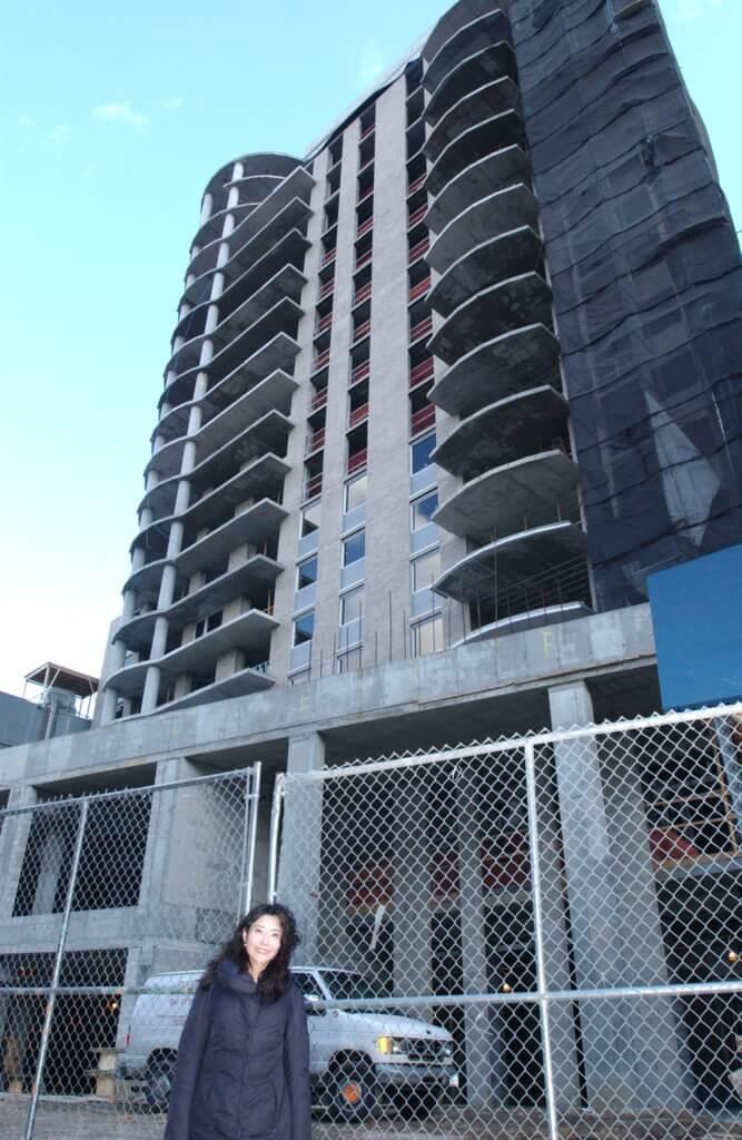 Victoria Tower樓高十九層,是當時法拉盛區最高的建築物。