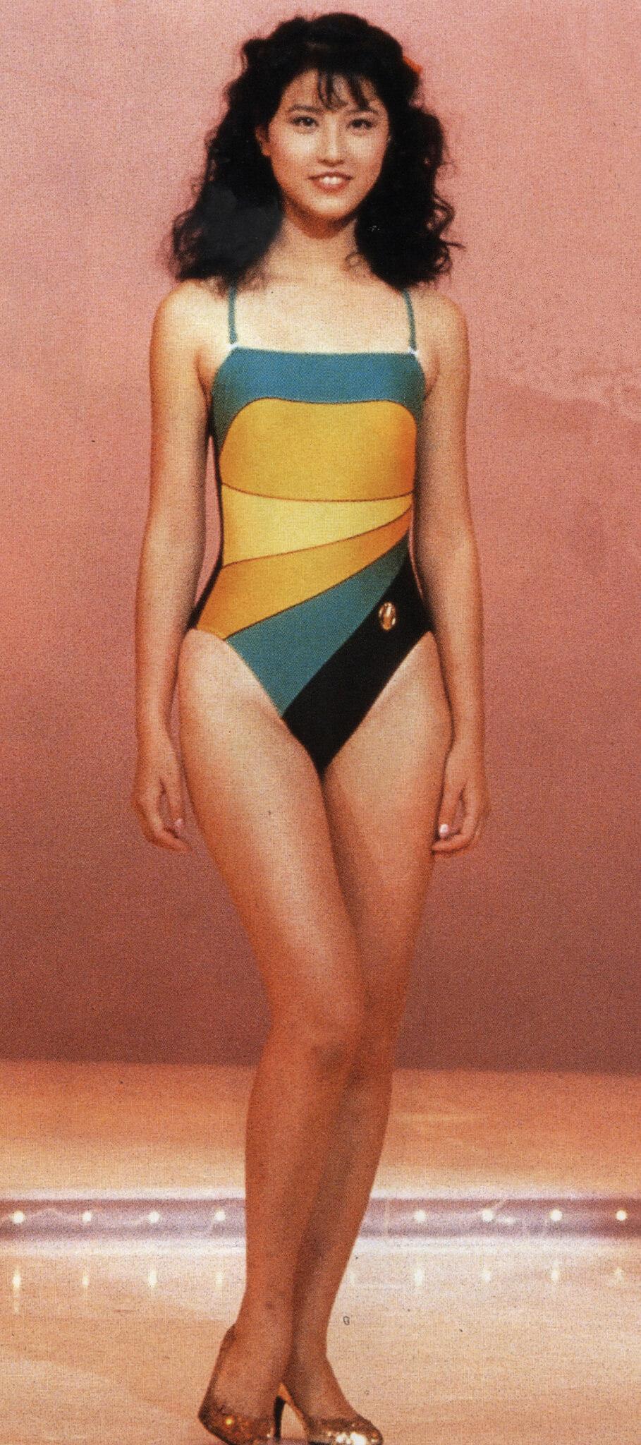 1985年香港小姐選舉非明報