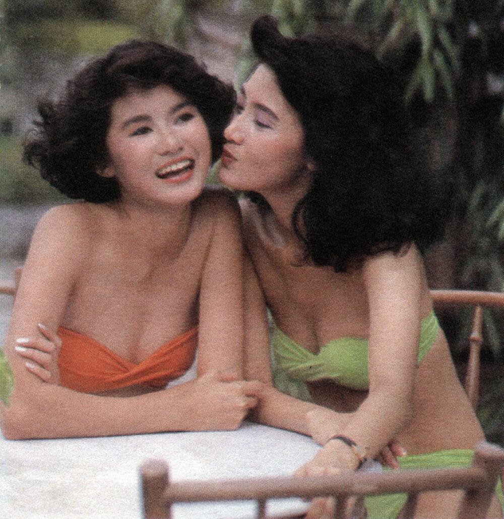 1988年香港小姐選舉 31-7-88 明周 陳淑蘭 李嘉欣