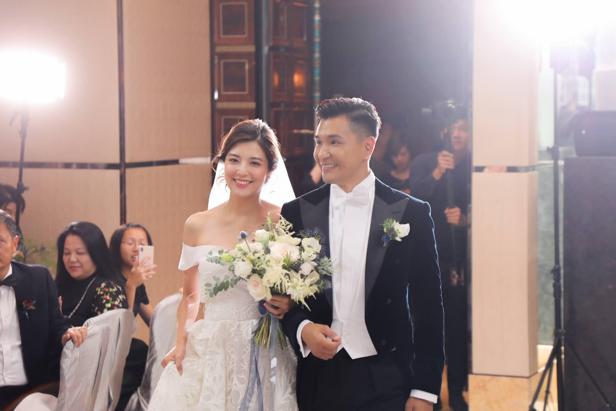 2018年9月10日,單文柔與陳展鵬雙方公布婚訊;10月13日,二人於遊艇上進行簽字註冊儀式,晚上在酒店擺婚宴。